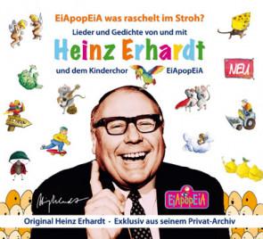 Heinz Erhardt CD · EiApopEiA was raschelt im Stroh?